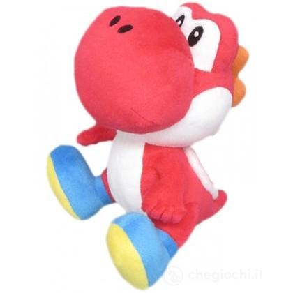 Peluche Yoshi Rosso Super Mario