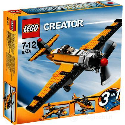 LEGO Creator  - Monoplano ad elica (6745)