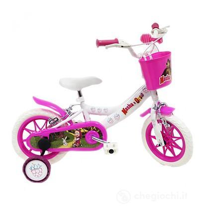 Bicicletta Masha e Orso (25296)