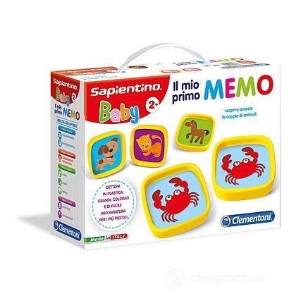 Sapientino Baby Il Mio Primo Memo (13296)