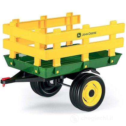 Rimorchio a 2 Ruote, John Deere Stake-Side Trailer (IGTR0941)