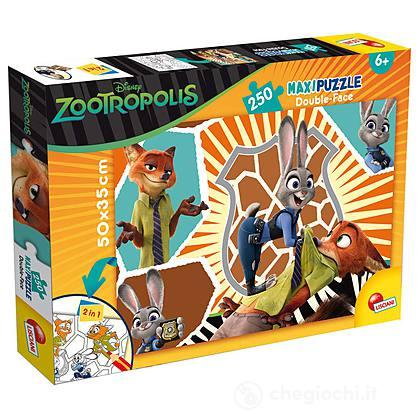 Puzzle double face Plus 250 Zootropolis