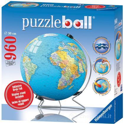 globo geografico moderno