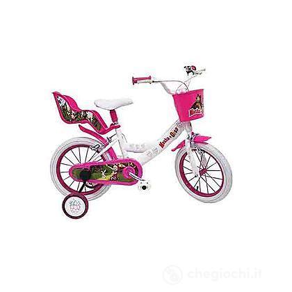 Bicicletta 14 Masha e Orso