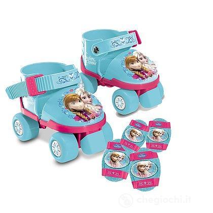 Frozen Pattini Baby con Protezioni taglia 22-29 (28298)