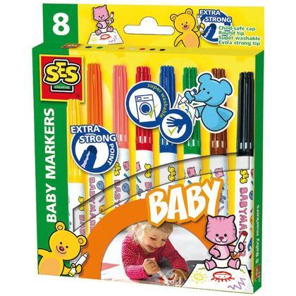 Baby Markers 8 colori
