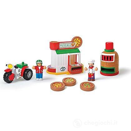 La pizzeria di Mario (10300)