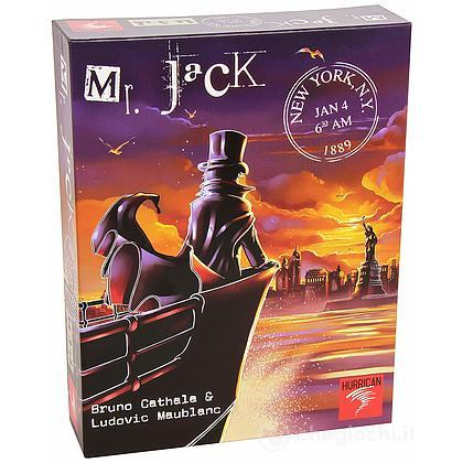 Mr. Jack in New York (SWI700300)