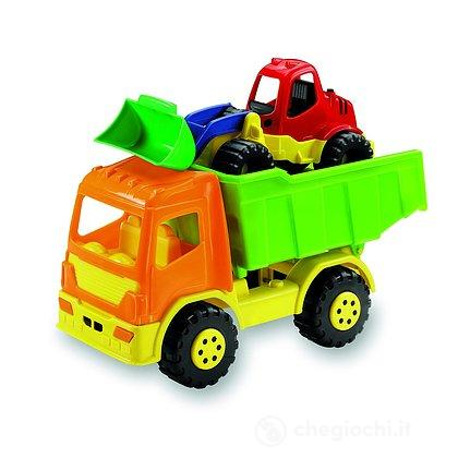 Camion con Ruspa (0243)