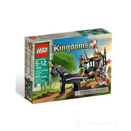 LEGO Kingdoms - L'inseguimento della carrozza (7949)