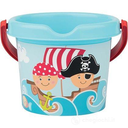 Set Mare Pirati - Secchiello Baby