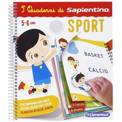 I Quaderni Di Sapientino Sport (13301)