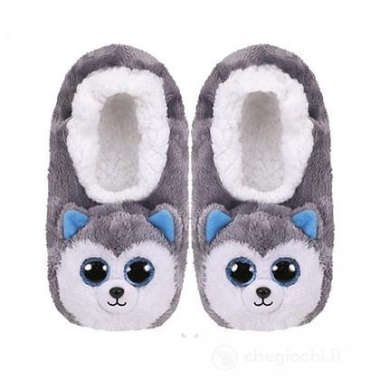Pantofole cane husky Taglia 30