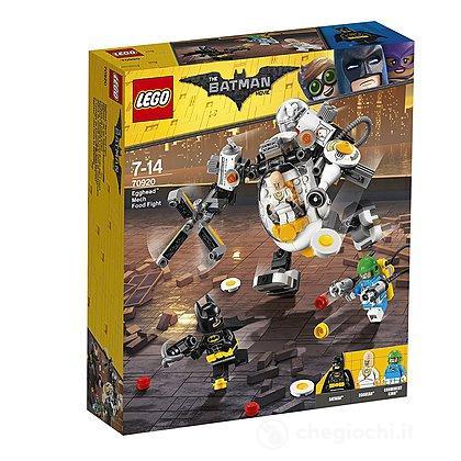 Egghead: battaglia a colpi di cibo con il mech - Lego Batman Movie (70920)