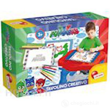 PJ Mask Tavolino Creativo (63024)