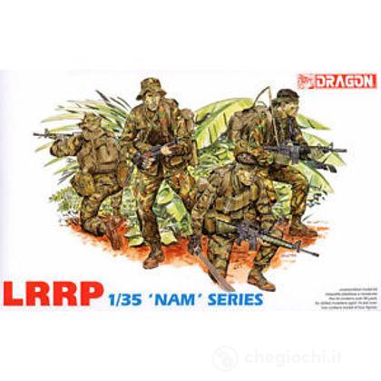 Soldati U.S. Army Long Range Recon Patrol (4 Figure Set) 1/35 (DR3303)
