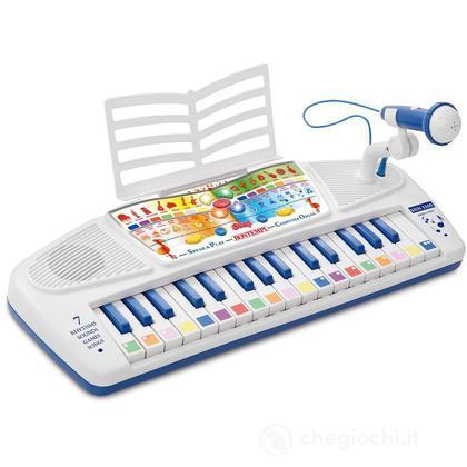 Tastiera Elettronica Parlante da Tavolo a 32 Tasti Con Microfono (SNN3350)