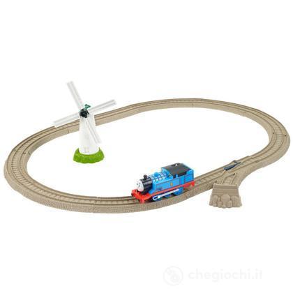 Set Mulino a vento - Thomas & friends Trackmaster (BGX97)