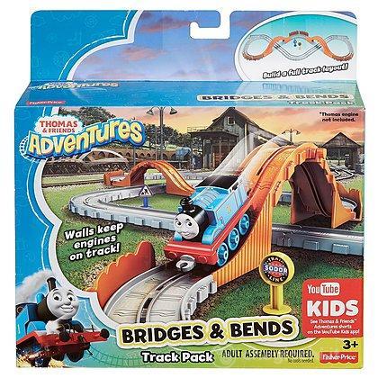 Ponti e curve -Thomas & Friends Thomas Adventures (DYV58)