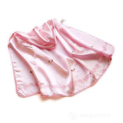 Mantello principessa, rosa