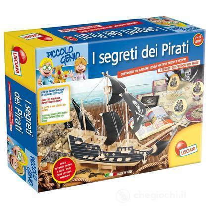 Piccolo Genio Scopri I Segreti dei Pirati