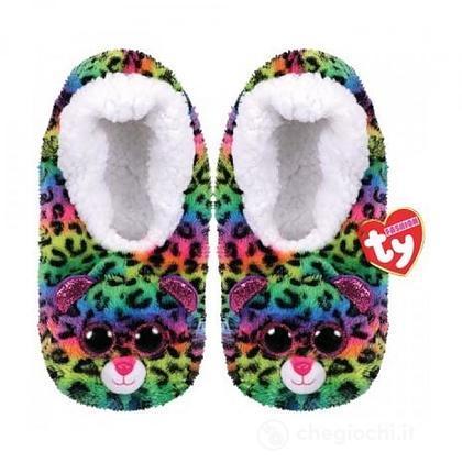 Pantofole leopardo Taglia 30