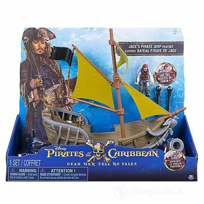 Pirates of Caribbean Nave di Jack Sparrow. Pirati dei Caraibi (73112)