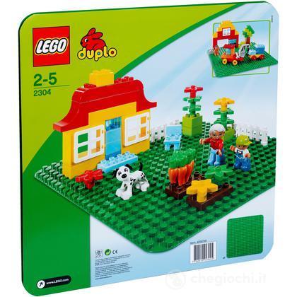 LEGO Duplo Mattoncini - Base verde Lego Duplo (2304)