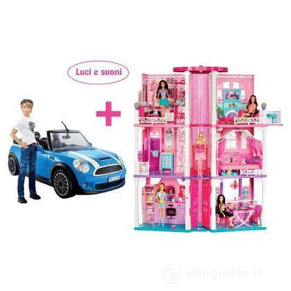 Casa dei sogni new mini blv95 casa delle bambole e for Planimetrie delle case dei sogni dei kentucky