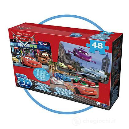 Puzzle lenticolare Disney Cars  (98222)