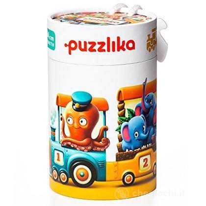 Puzzle Treno