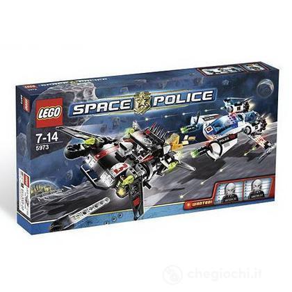 LEGO Space - Inseguimento ad alta velocità (5973)