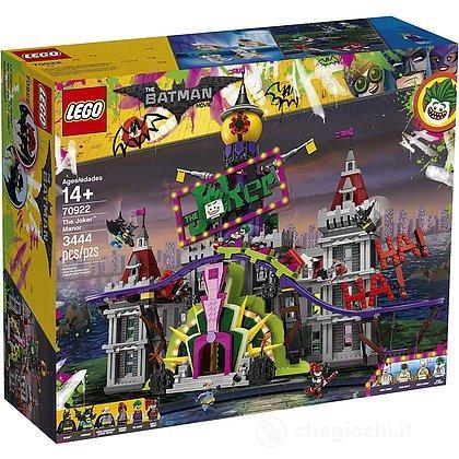 Il maniero di The Joker - Lego Batman Movie (70922)