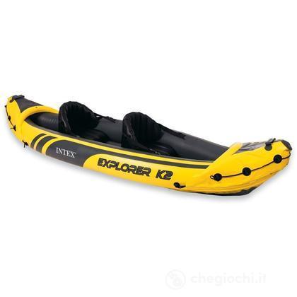 Canoa Explorer K2 cm 312X91X51 (68307)