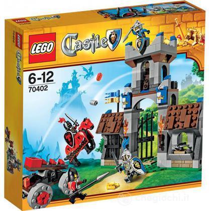 Assalto al corpo di guardia - Lego Castle (70402)
