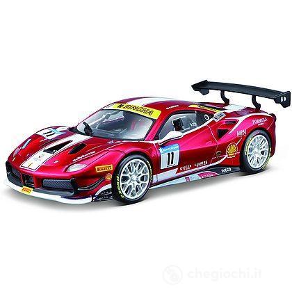 Ferrari 488 Challenge (Formula Racing 2017) - 1:24 (18-26308)