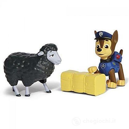 Chase e pecora Paw Patrol Rescue Action Pup (6026617)