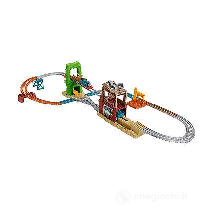 Set Ponte Sospeso Il trenino Thomas (FBK08)