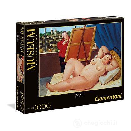 Botero - Autoritratto con modella Modern Art 1000 pezzi (39309)