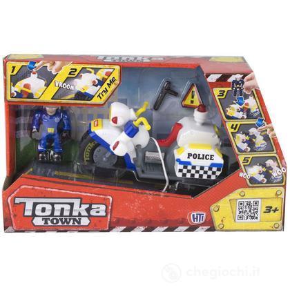 Tonka Town Moto Polizia (20185131)