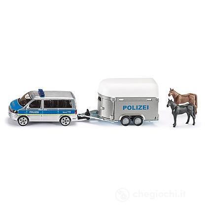 Auto con rimorchio per cavalli (2310)