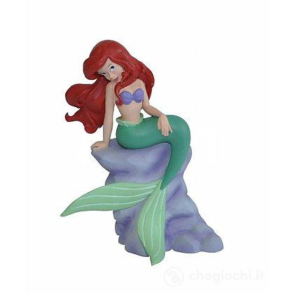 Ariel seduta su roccia (12310)