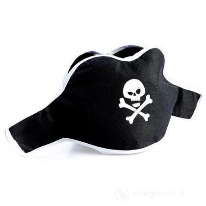 Cappello pirata, nero (BS 1738)
