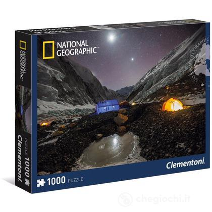 Everest camp National Geographic Puzzle 1000 Pezzi (39310)