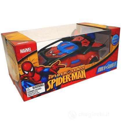 Spider-Man Sense Auto I/R Super Curvante