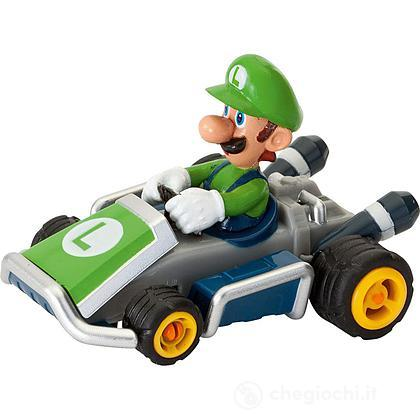 Veicolo retrocarica Mario Kart 7 Luigi