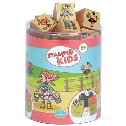 Stampo Kids - Fattoria