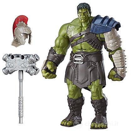 Hulk gladiatore elettronico. Marvel Thor Ragnarok (B9971103)