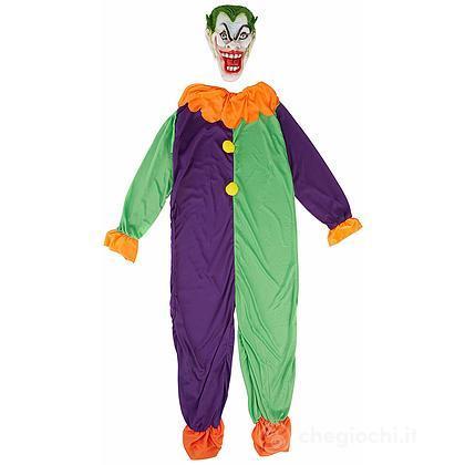 Costume Adulto Evil Joker S