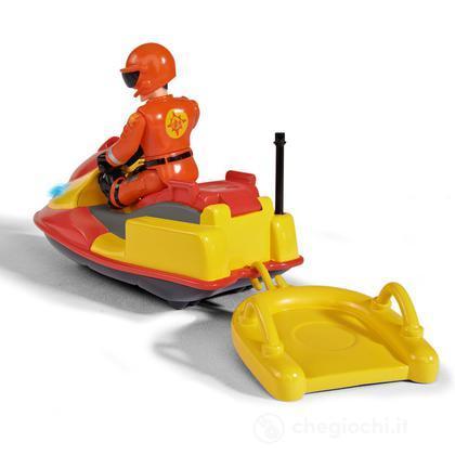 Sam Il Pompiere Moto D'acqua